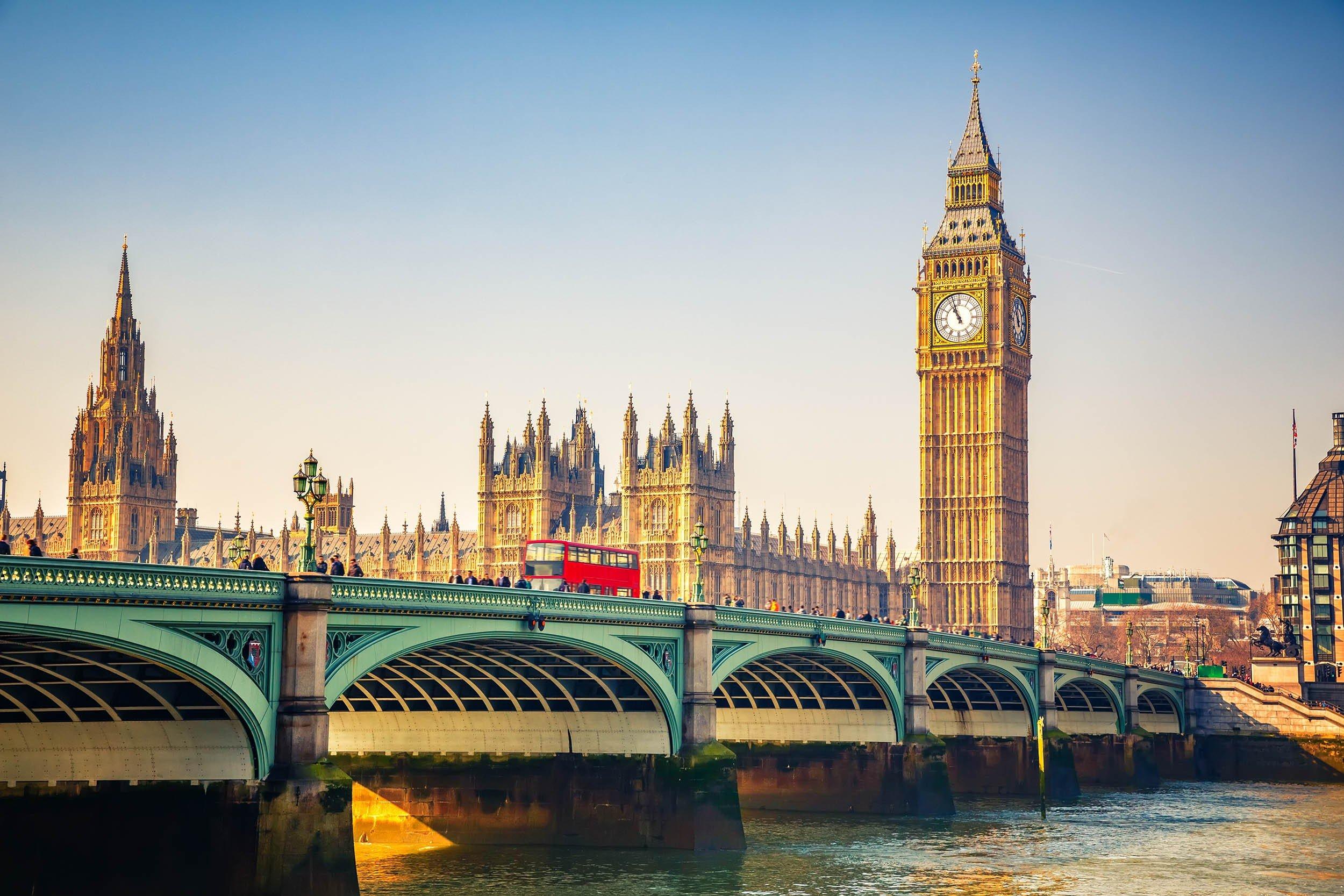 3-daagse minicruise naar Londen incl. treinticket