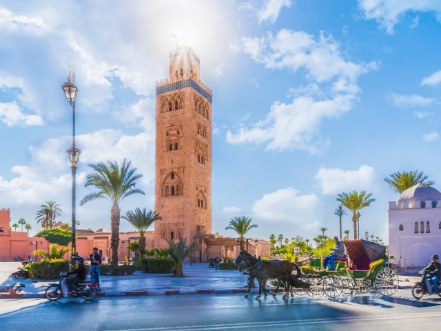 Verblijf in het hart van <b>Marrakech</b> incl. vlucht en excursie