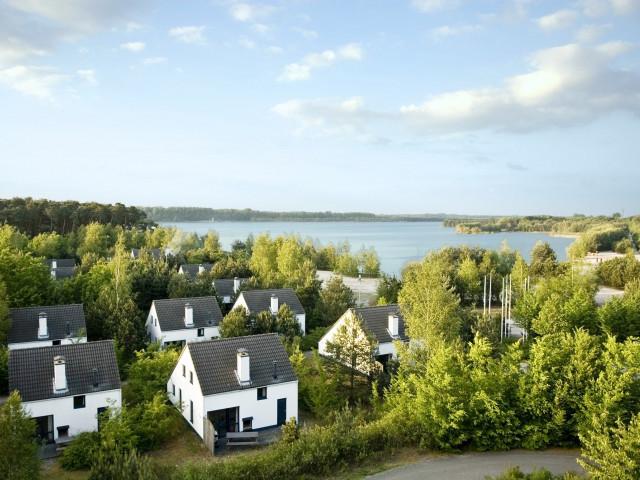 Verblijf in de bossen op <b>Vakantiepark Sunparks Kempense Meren</b>