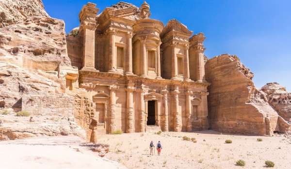 8-daagse fly & drive door Jordanië incl. vlucht en autohuur
