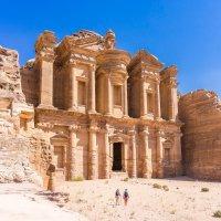 8-daagse fly & drive door Jordanie incl. vlucht en autohuur