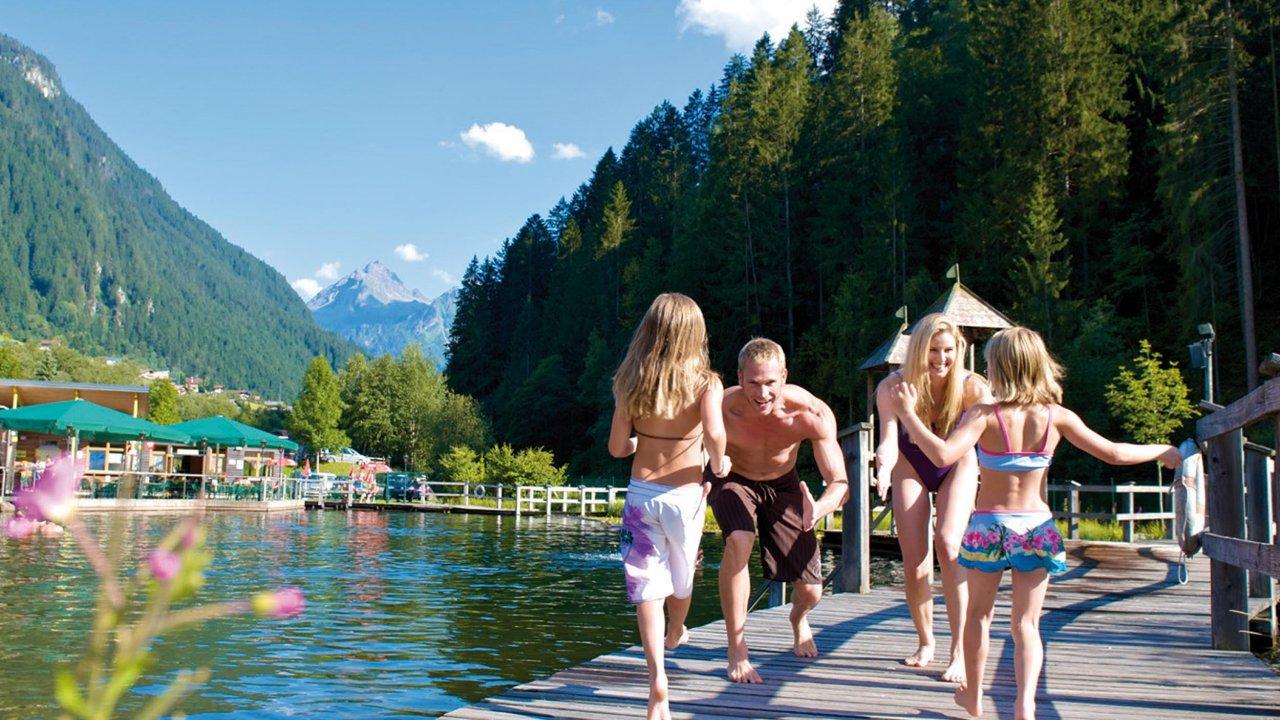 First Mountain Hotel Montafon - Oostenrijk - Vorarlberg - Gaschurn