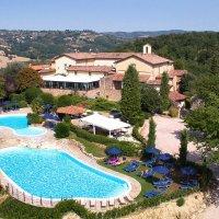 Dagaanbieding - 6 of 8 dagen genieten in de prachtige heuvels van Umbrië in Italië o.b.v. halfpension dagelijkse koopjes