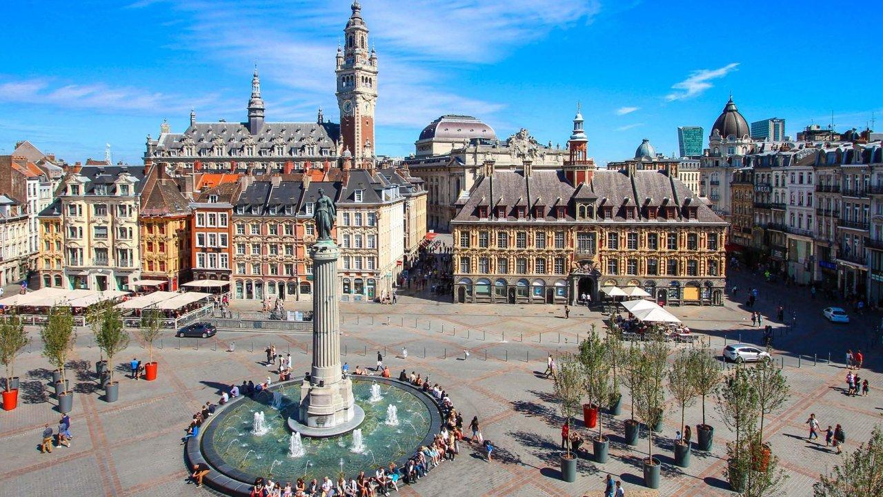 Hotel Novotel Lille Centre Grand Place - Frankrijk - Frans-Vlaanderen - Lille