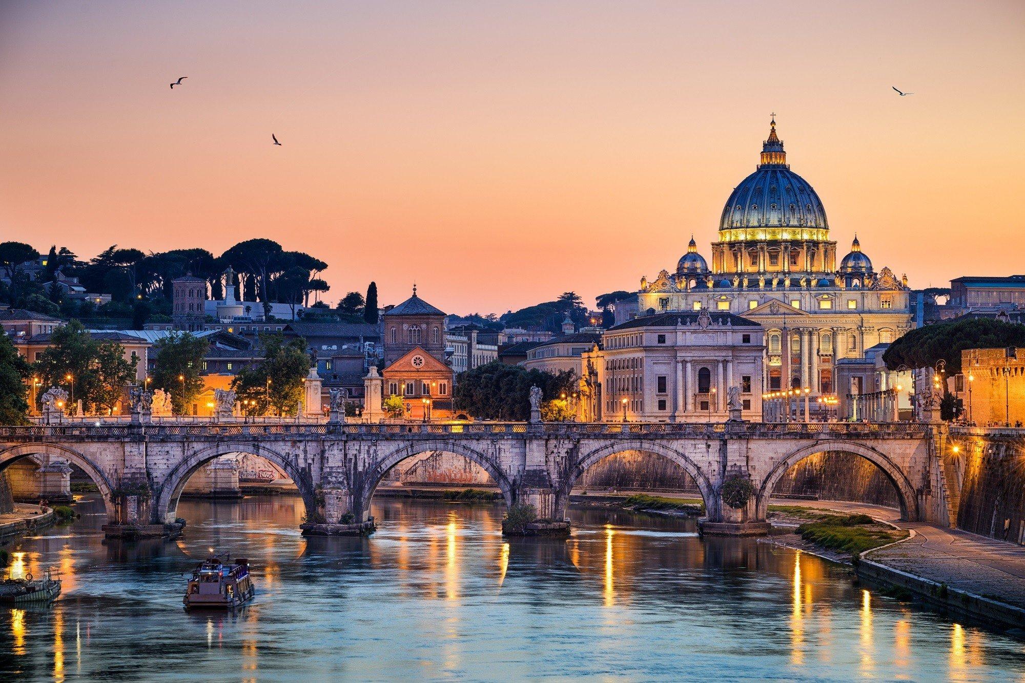 Dagaanbieding - 3- of 4-daagse stedentrip naar Rome incl. verblijf in centraal gelegen hotel dagelijkse koopjes
