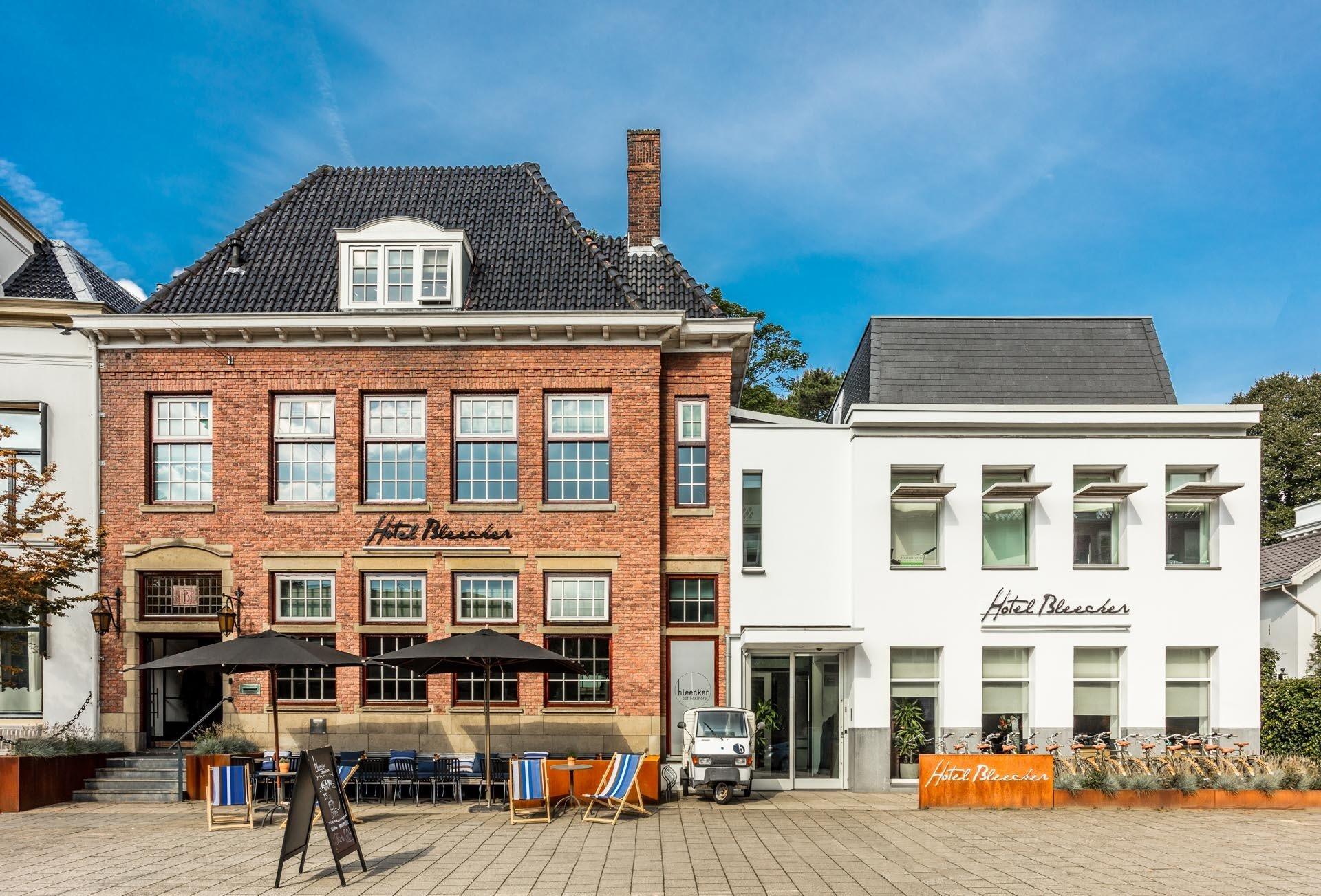 3 dagen luxe 4*-boutique hotel in <b>Bloemendaal</b> nabij <b>Haarlem</b> en de