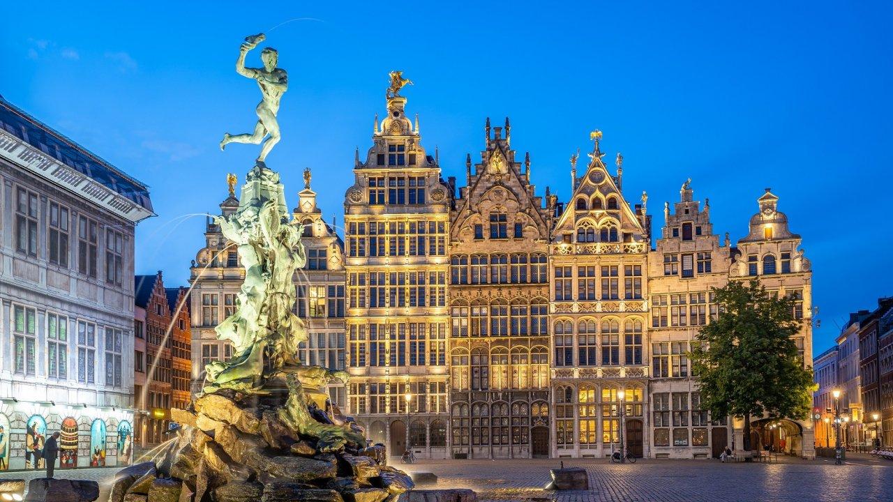 Hotel Astoria Antwerpen - België - Antwerpen - Antwerpen