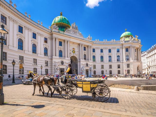 4*-Stedentrip naar <b>Wenen</b>  incl. verblijf in een centraal gelegen hotel