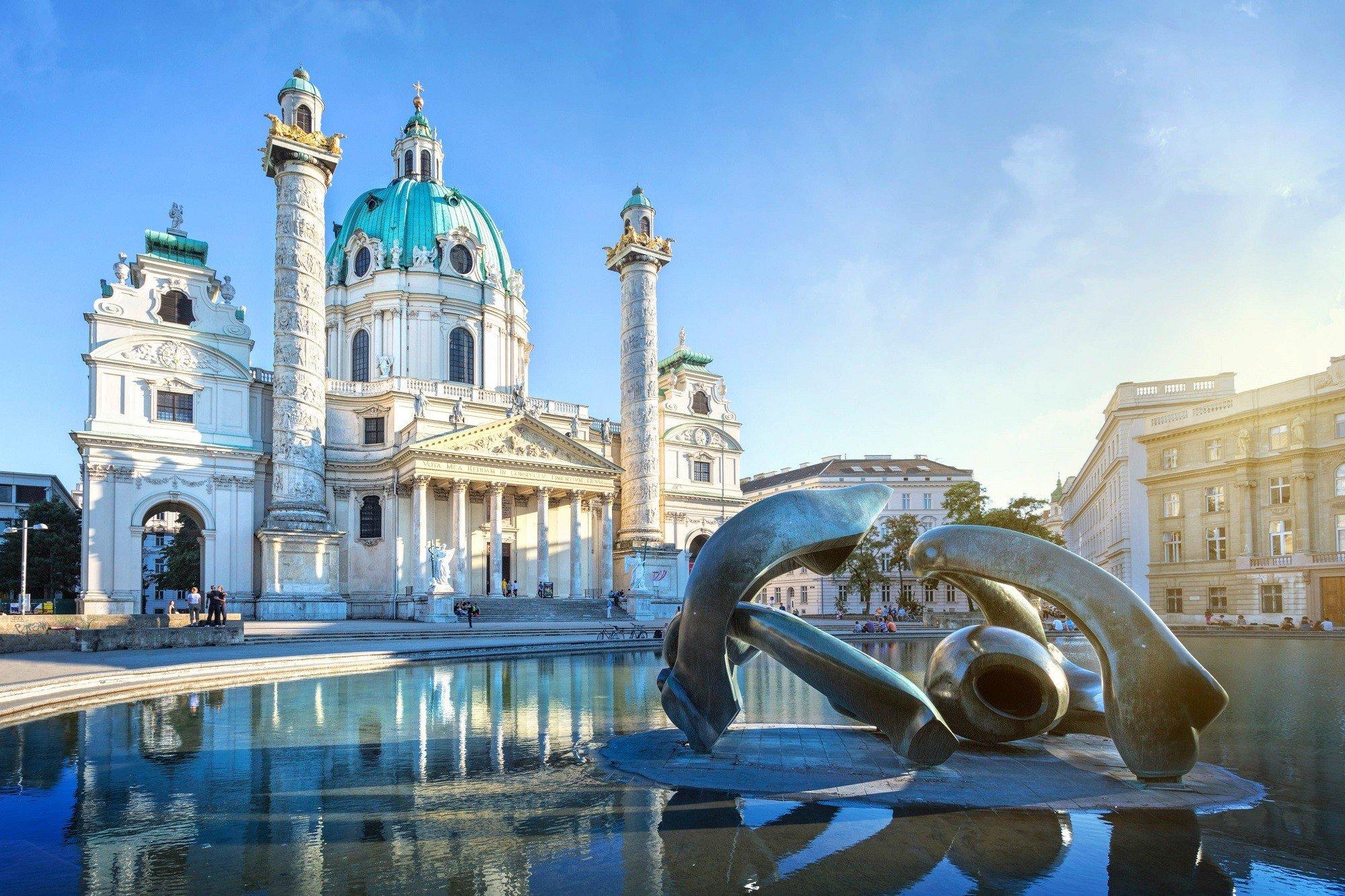 4*-Stedentrip naar Wenen incl. verblijf in centraal gelegen hotel incl. vlucht