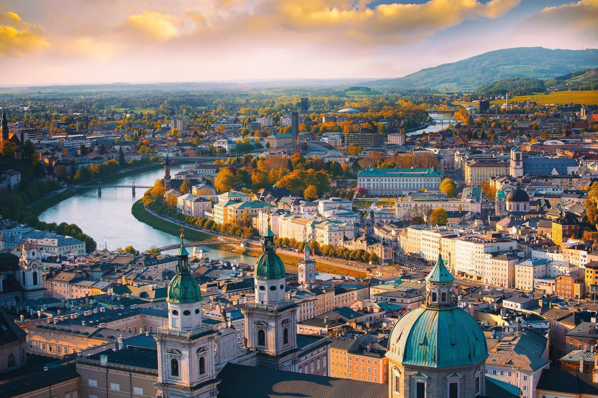 4-Stedentrip naar Wenen incl. verblijf in centraal gelegen hotel incl. vlucht