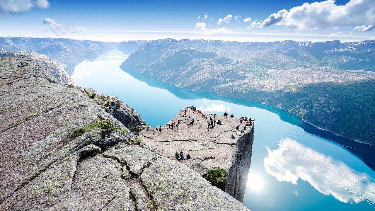 Kampeer Rondreis Noorwegen