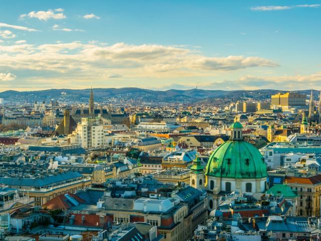 Verblijf in hartje <b>Wenen</b> incl. ontbijt en vlucht