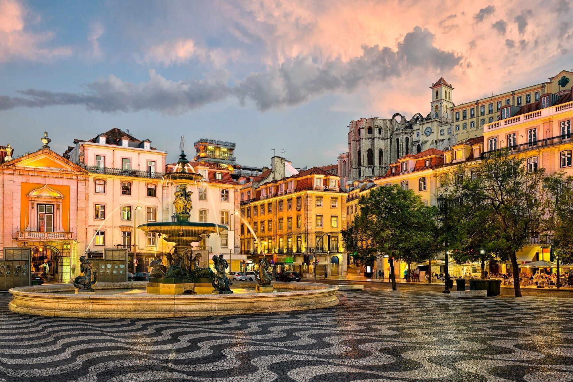 Dagaanbieding - Geniet met deze 8-daagse rondreis door Portugal incl. vlucht en autohuur dagelijkse koopjes