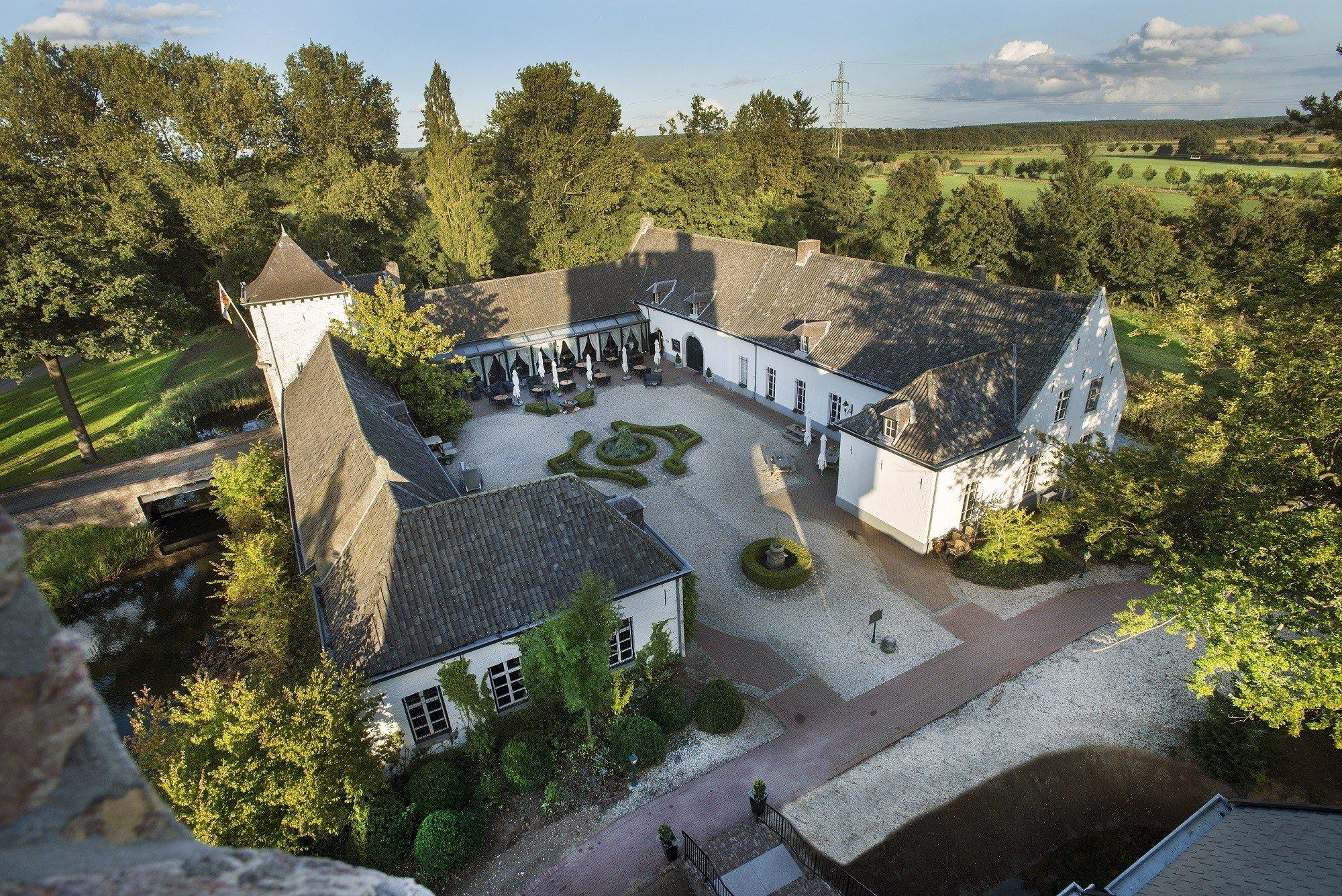 Geniet 3 dagen in het <b> Limburgse </b> 4*-kasteelhotel incl. diner