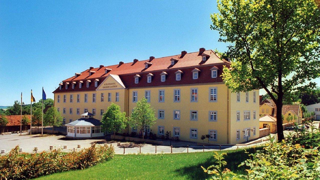 Van der Valk Schlosshotel Ballenstedt - Duitsland - Sachsen-Anhalt - Ballenstedt