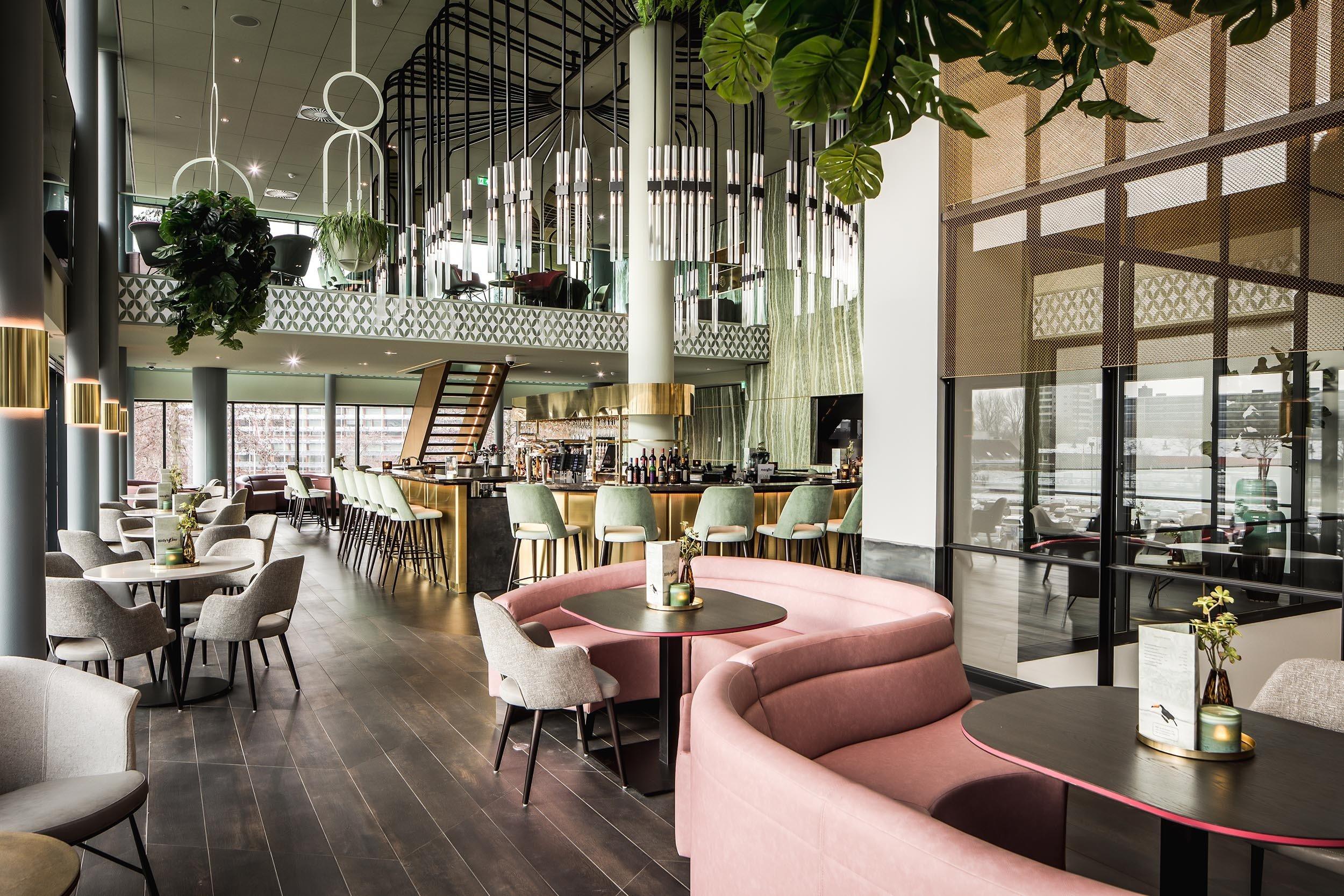 2 of 3 dagen top beoordeeld 4* Van der Valk Hotel Haarlem nabij het strand incl. 3 gangendiner