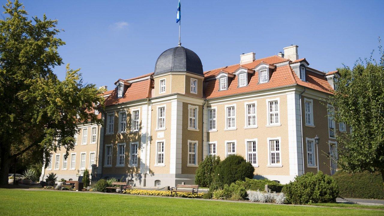 Van der Valk Parkhotel Schloss Meisdorf - Duitsland - Sachsen-Anhalt - Meisdorf