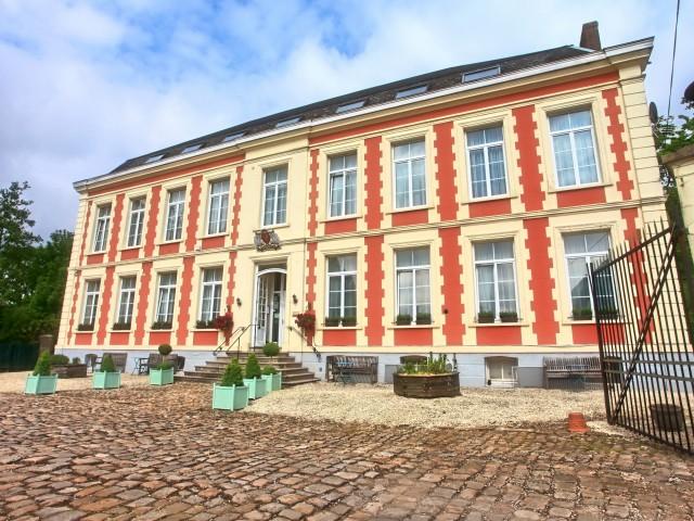 Verblijf in een voormalig herenhuis in <b>Noord-Frankrijk</b>