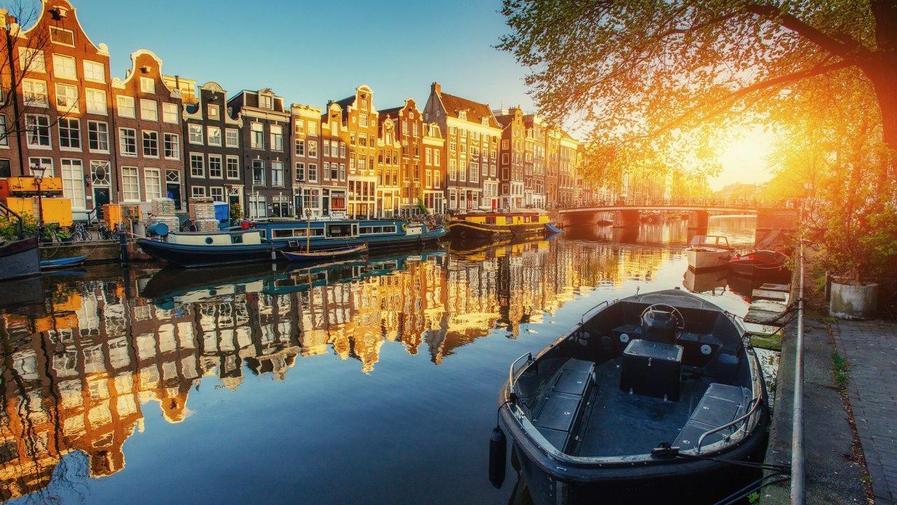 The ED Amsterdam - Nederland - Noord-Holland - Amsterdam