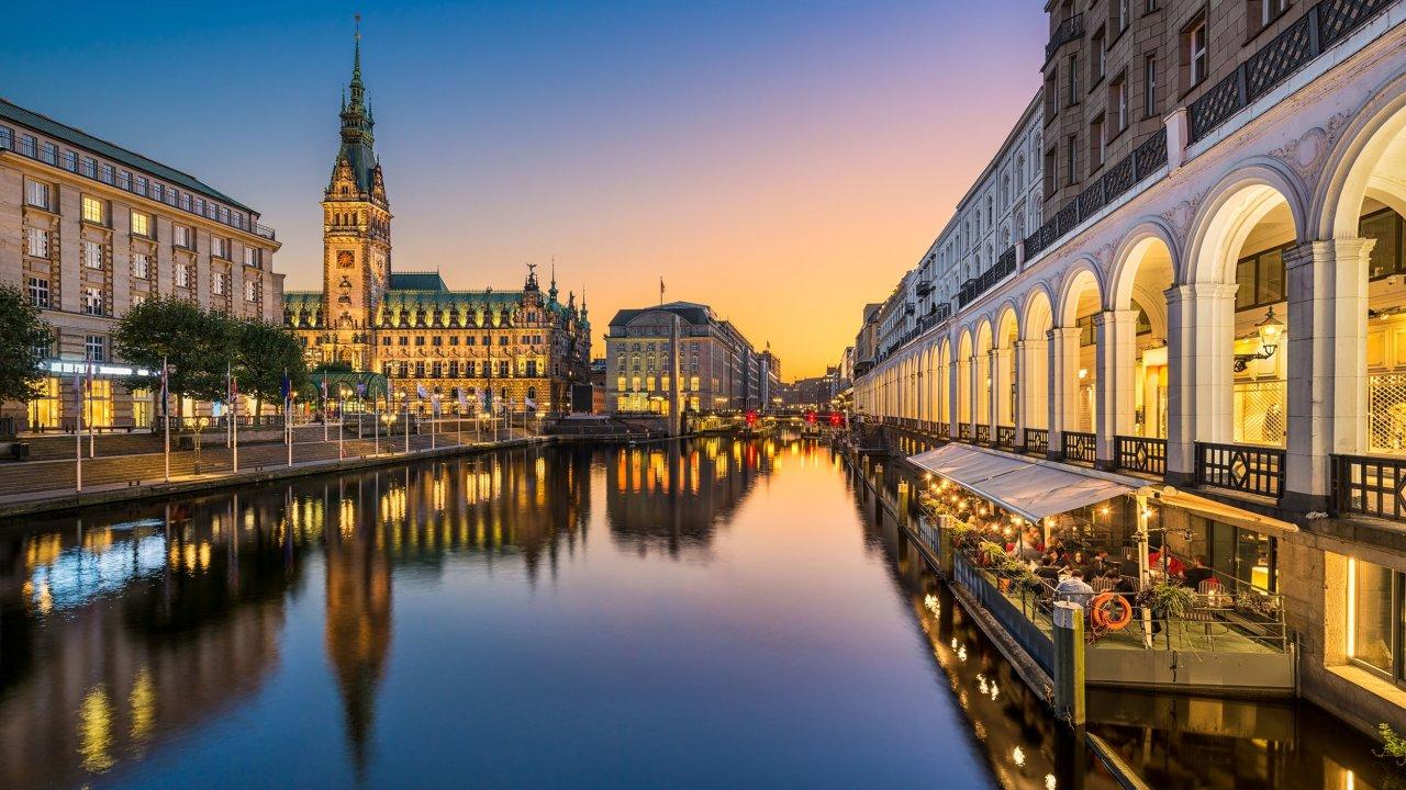 Quality Hotel Ambassador Hamburg - Duitsland - Hamburg - Hamburg