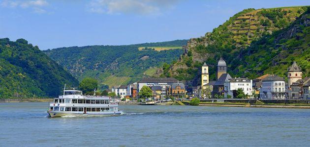Dagaanbieding: 4 dagen kastelen en wijngaarden in de romantische Midden-Rijn o.b.v. halfpension incl. boottrip
