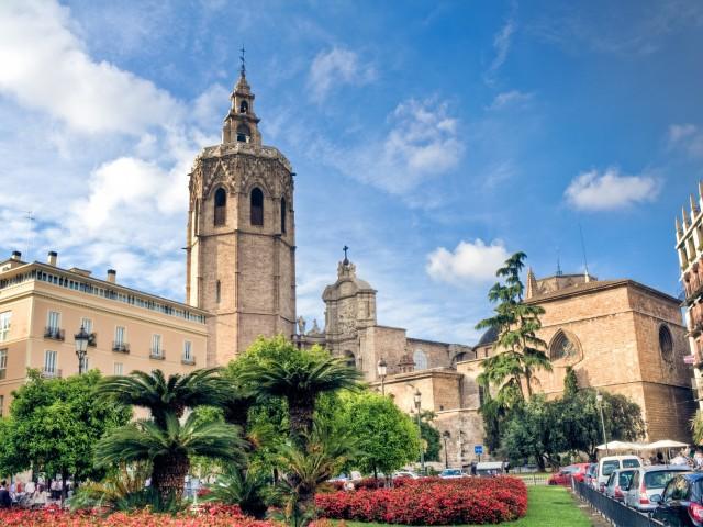 Stedentrip <b>Valencia</b> incl. centraal gelegen hotel, vlucht en ontbijt
