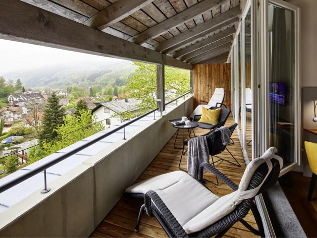 Verblijf in een luxe 4*-wellnesshotel in het Duitse <b>Elzach</b> o.b.v. volpension