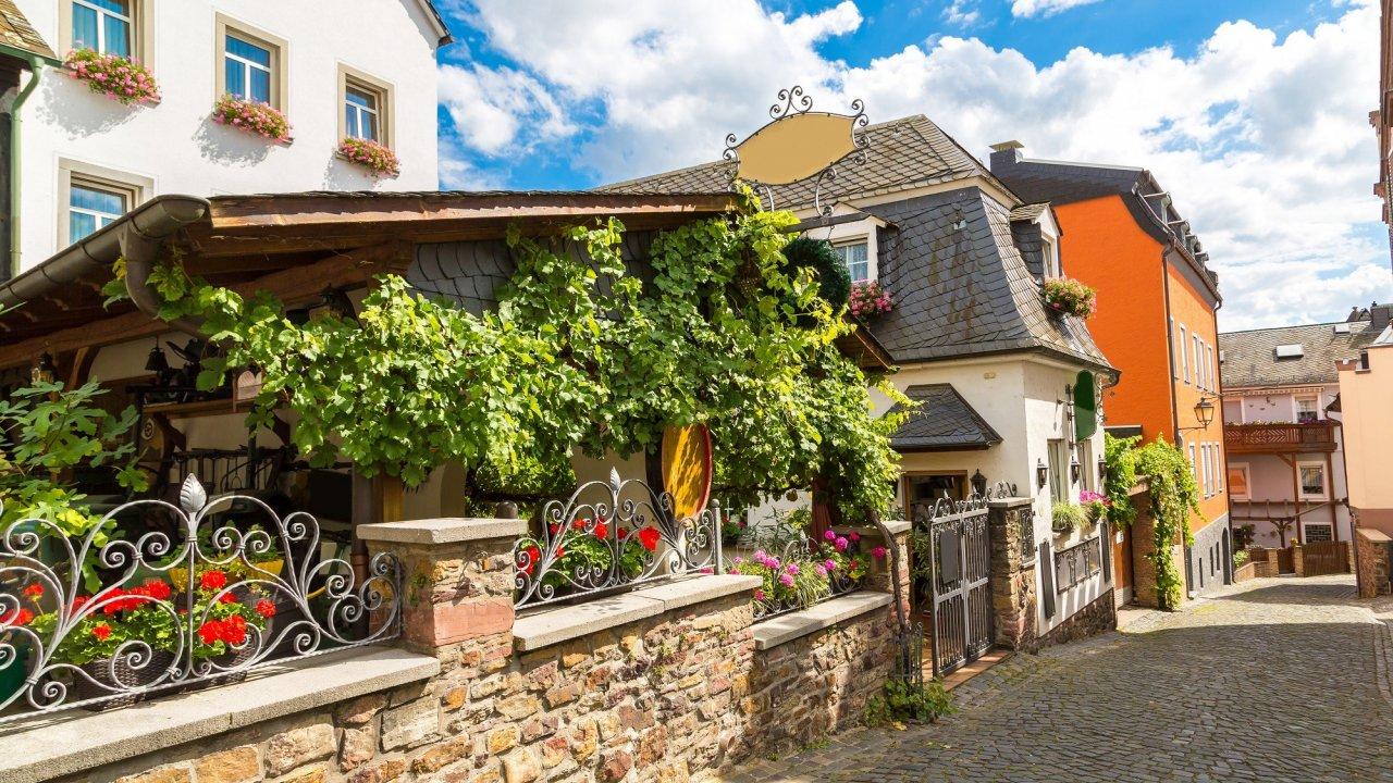 Hotel-Restaurant Altdeutsche Weinstube - Duitsland - Hessen - Rüdesheim am Rhein