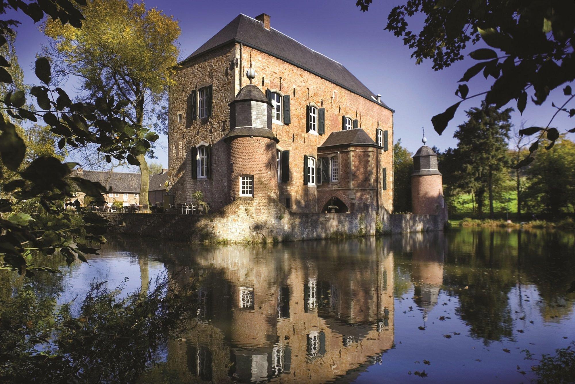 Dagaanbieding - 3 dagen 4*-kasteelhotel in Zuid-Limburg incl. ontbijt en 3-gangendiner dagelijkse koopjes