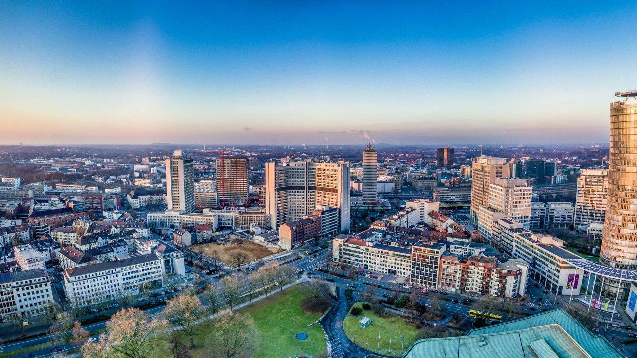 Welcome Hotel Essen - Duitsland - Nordrhein-Westfalen - Essen