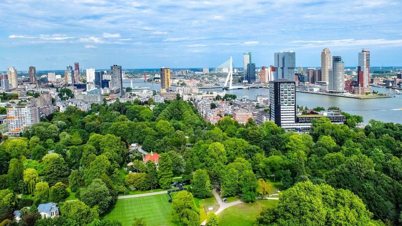 Hotel Rotterdam - Nederland - Zuid-Holland - Rotterdam