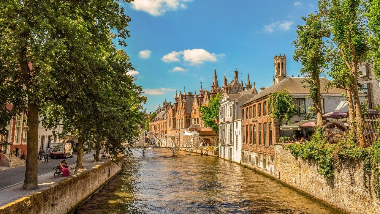 Hotel Montanus - België - West Vlaanderen - Brugge