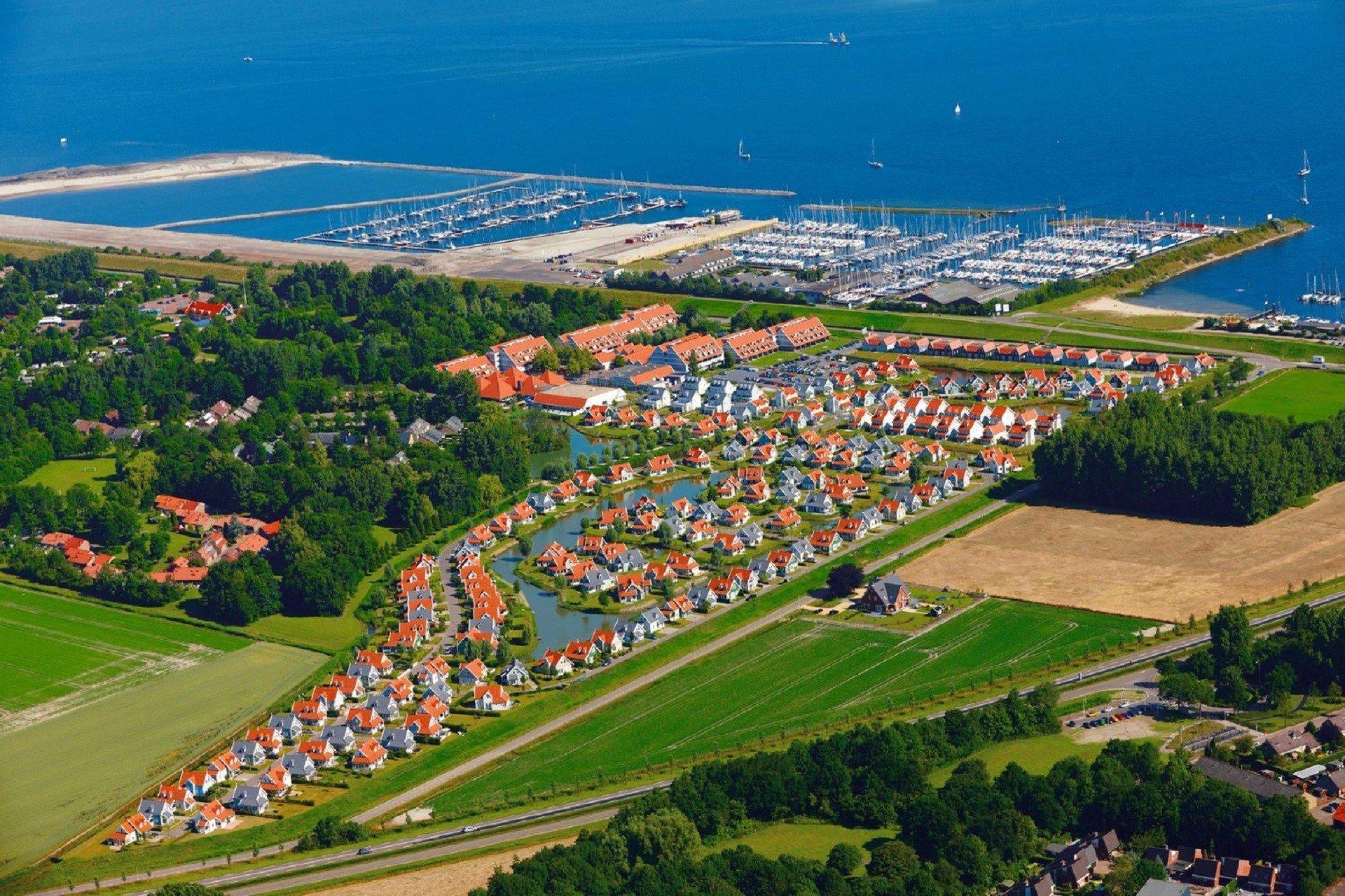 Dagaanbieding - Weekend, midweek of week in een villa op Roompot vakantiepark aan het Grevelingenmeer in Zeeland dagelijkse koopjes