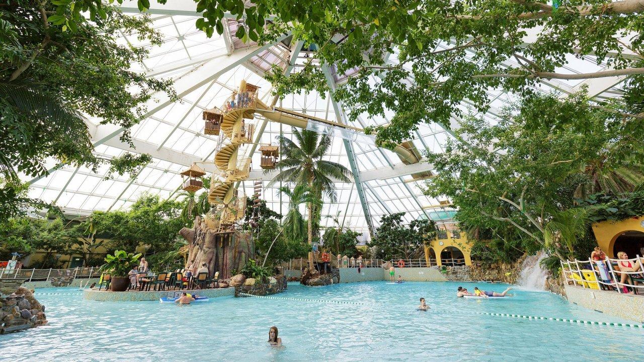 Center Parcs De Vossemeren - België - Kempen - Lommel