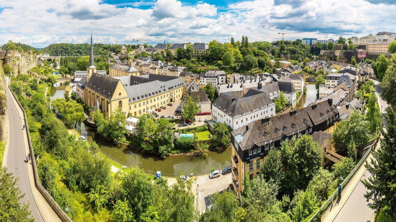 Hotel NH Luxembourg - Luxemburg - Luxemburg - Luxemburg