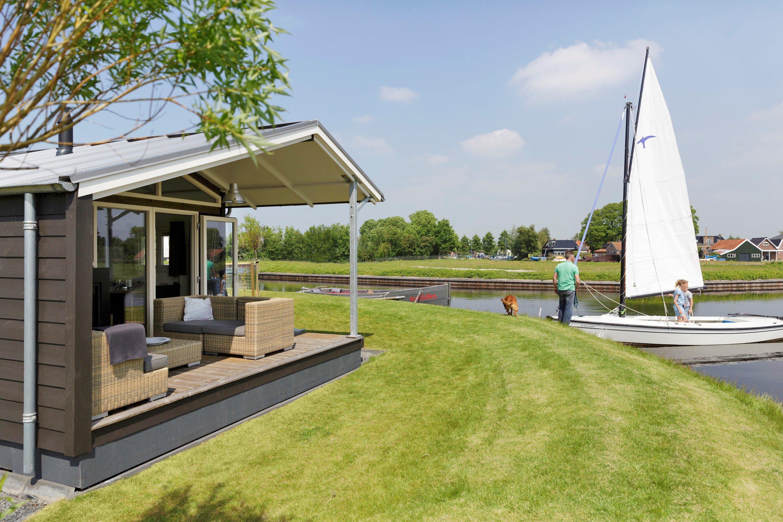 Dagaanbieding - 4, 5 of 8 dagen met het hele gezin in de prachtige natuur van Friesland incl. verblijf in chalet aan het water dagelijkse koopjes