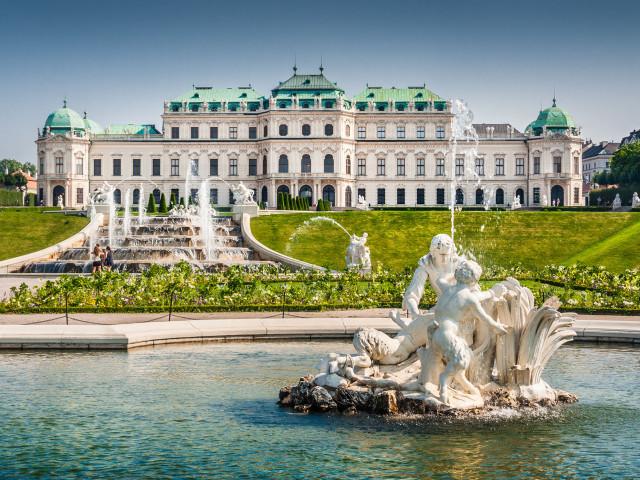 Stedentrip <b>Wenen</b> incl. vlucht, 4*-hotel en ontbijt