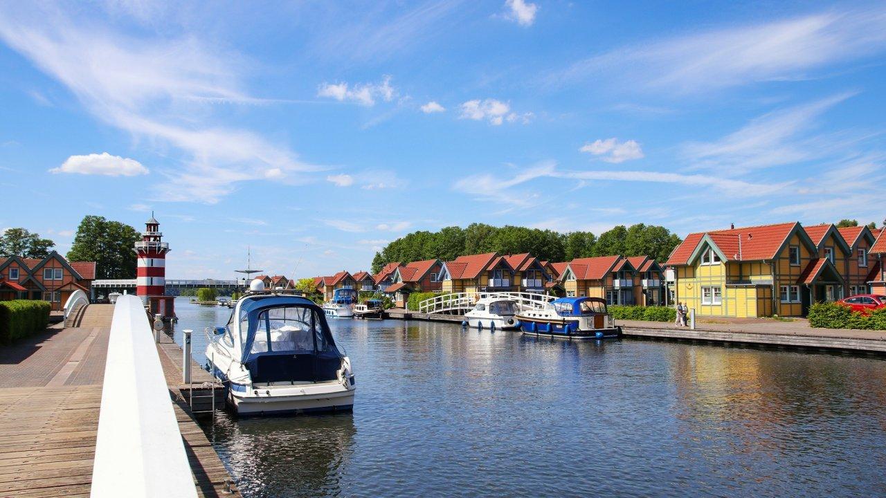 Precise Resort Marina Wolfsbruch - Duitsland - Brandenburg - Rheinsberg