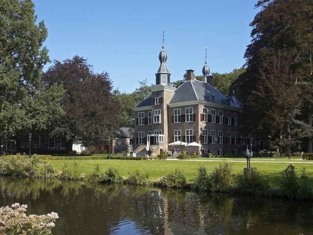 Kasteelhotel op de <b>Veluwe</b> incl. 3-gangendiner