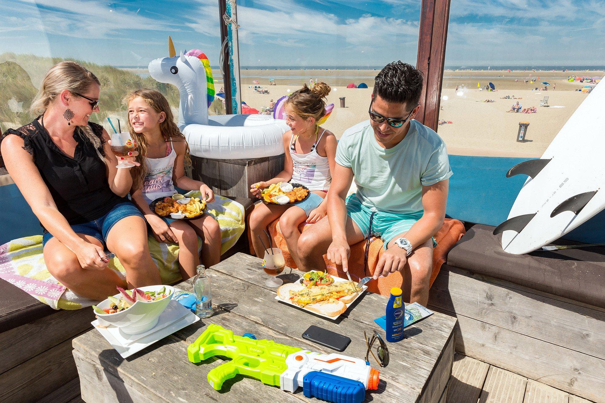 Weekend, midweek of week met de hele familie op Roompot Beach Resort Nieuwvliet Bad