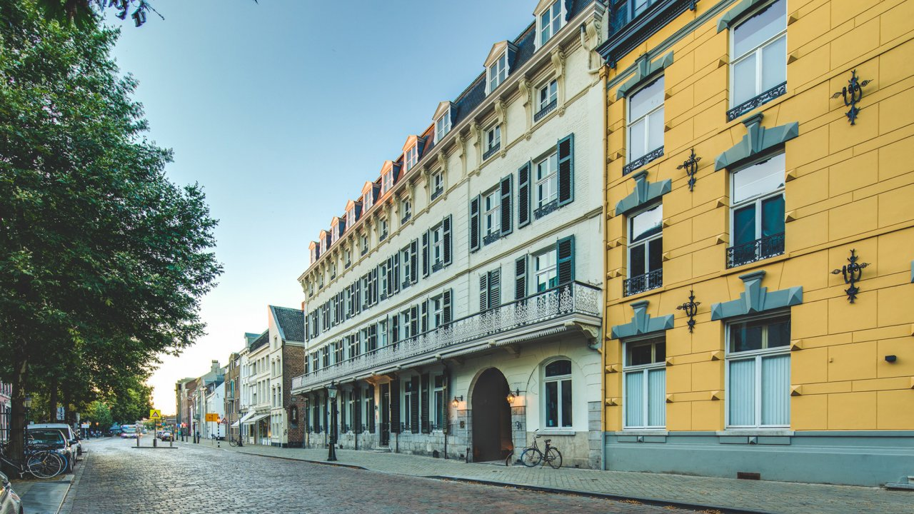Hotel Monastere Maastricht - Nederland - Limburg - Maastricht