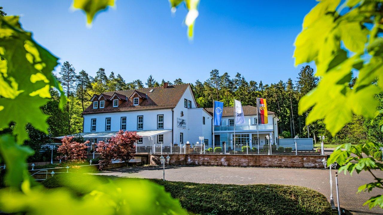 Wohlfühlhotel Rabenhorst - Duitsland - Saarland - Homburg