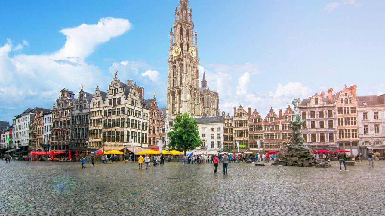 Mercure Antwerp City South - België - Antwerpen - Antwerpen