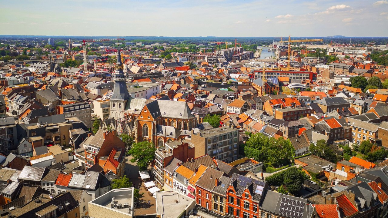 Holiday Inn Hasselt - België - Limburg - Hasselt