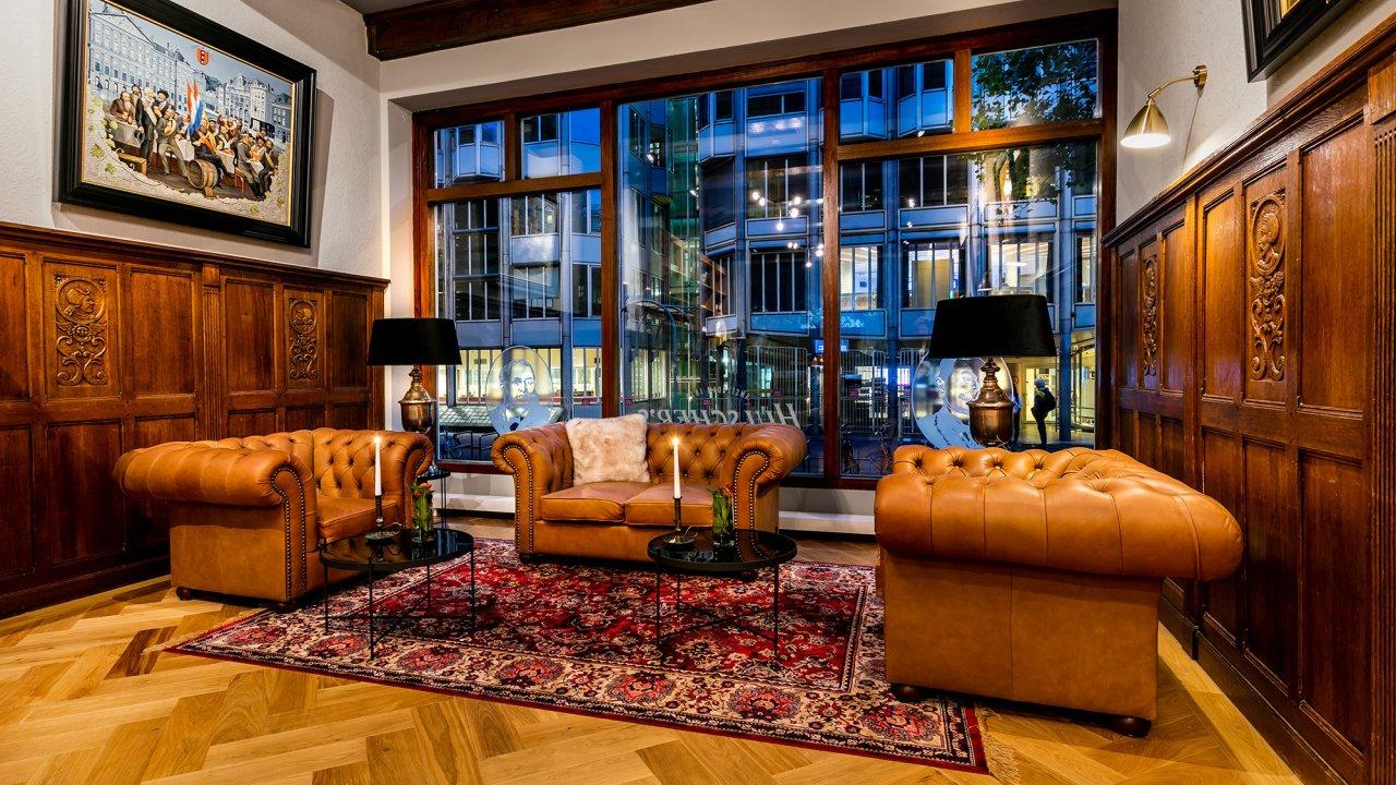 Hotel Die Port van Cleve - Nederland - Noord-Holland - Amsterdam