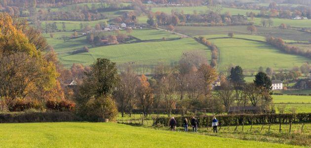 Dagaanbieding: 3 of 4 dagen in de heuvels van Zuid-Limburg nabij Valkenburg incl. ontbijt en 1 of 2 x 3-gangendiner!