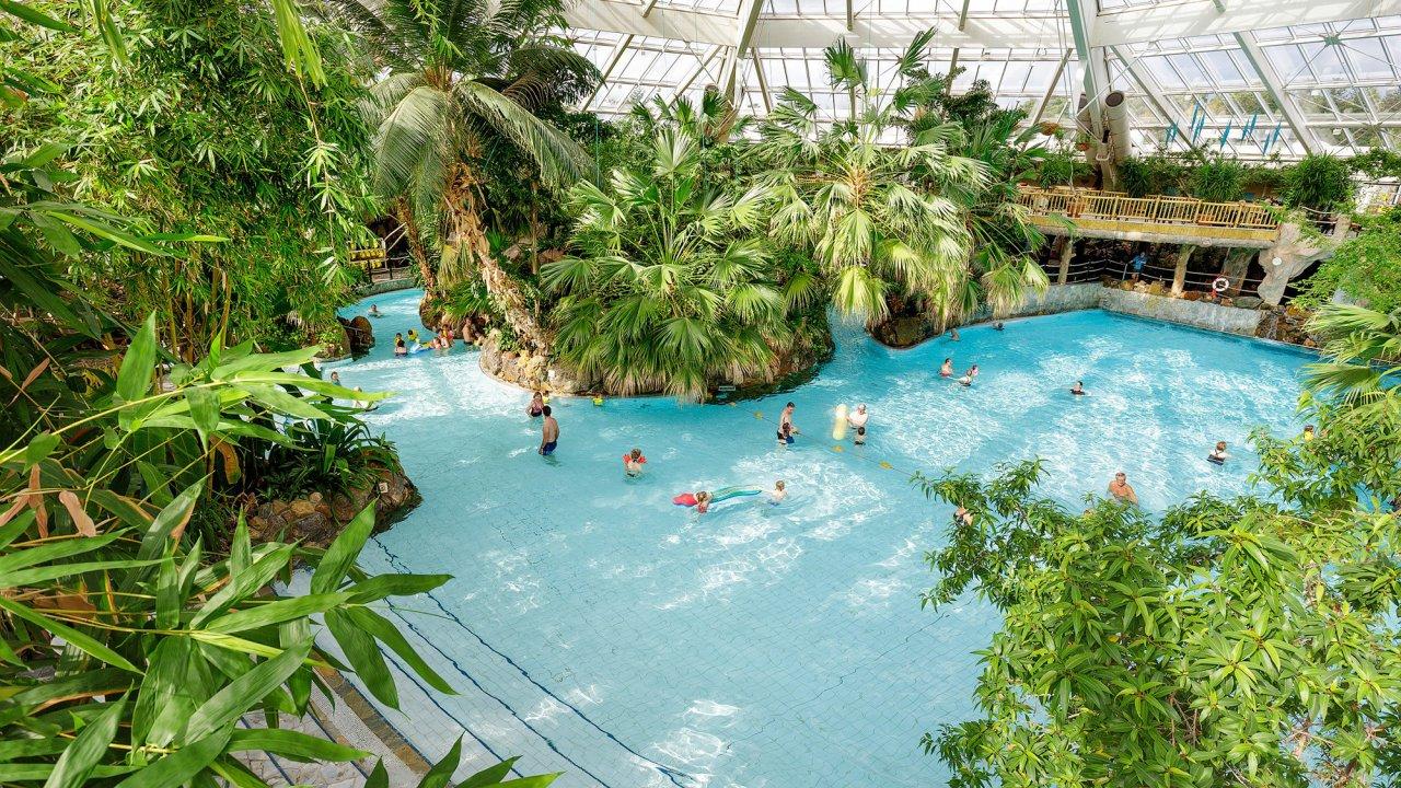 Center Parcs Bispinger Heide - Duitsland - Nedersaksen - Bispinger