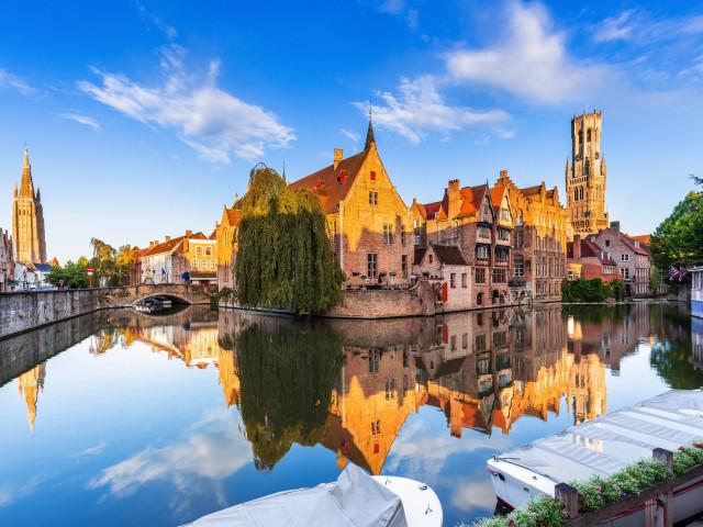 Verblijf in het hart van historisch <b>Brugge</b> incl. ontbijt