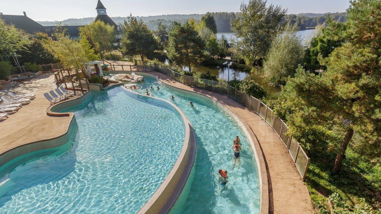 Center Parcs Le Lac d'Ailette - Frankrijk - Aisne - Chamouille