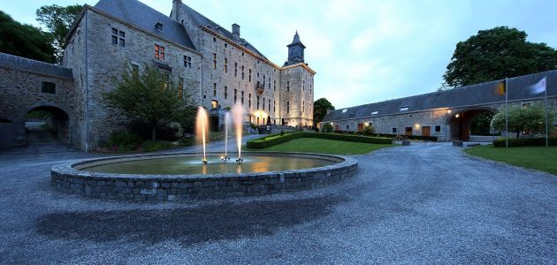 Dagaanbieding: 3 dagen in een kasteel in het noorden van de Belgische Ardennen en nabij Luik